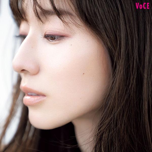 VOCE2020年11月号 田中みな実