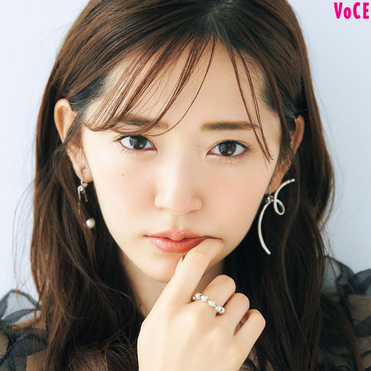 2020年VOCE11月号_鈴木愛理
