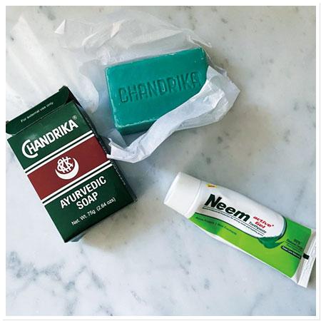 チャンドリカ-ソープニーム歯磨き粉