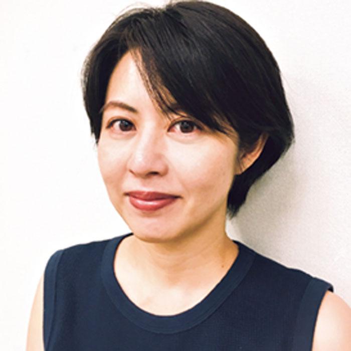 ビューティライター 楢﨑裕美さん