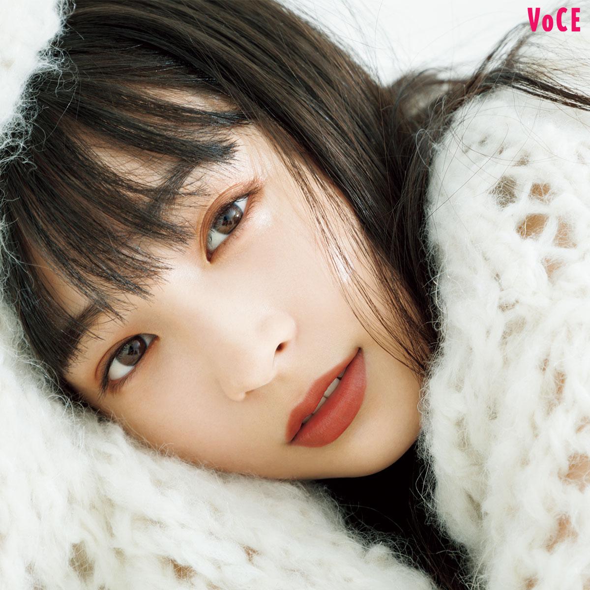 VOCE2020年12月号_広瀬すずさん