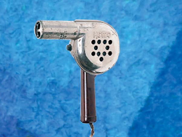 パナソニックの美容家電の歴史 1937年 ホームドライヤー第一号機誕生
