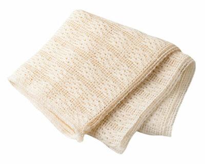 OSAJI organic cotton ボディタオル